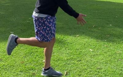 Week 5 – Crane Kick (Intermediate and Advanced)