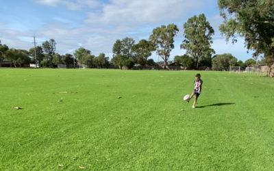 Week 1 – Junior Kicking (5 – 8) – Instruction Focuses