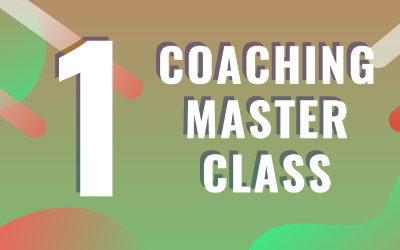 Coaching Masterclass – Kicking