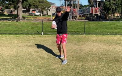 Week 5 – Backwards Facing Kicking (Intermediate and Advanced)