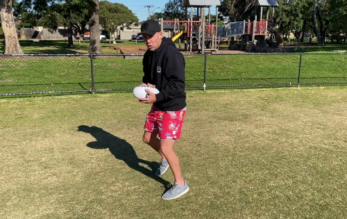 Week 9 – Intro to Kicking