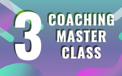 Coaching Masterclass – Communication and Training Drills