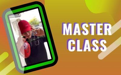 Masterclass – Hands Craft